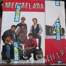 Discos de vinilo: MERMELADA - SEIS Y 9 - EN PERFECTO ESTADO. Lote 100453391