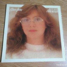 Discos de vinilo: ROSA LEON - CUENTA CONMIGO / LP FONOMUSIC 1984 SPAIN CON ENCARTE. Lote 100454379