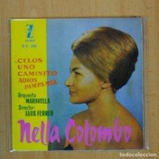 Discos de vinilo: NELLA COLOMBO - CELOS + 3 - EP. Lote 100506232