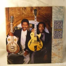 Discos de vinilo: GEORGE BENSON / EARL KLUGH - COLLABORATION - LP. Lote 100508503