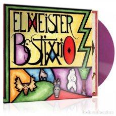 Discos de vinilo: EL MEISTER / CORIZONAS / ARIZONA BABY * LP VINILO COLOR * BESTIARIO * PRECINTADO. Lote 114495122