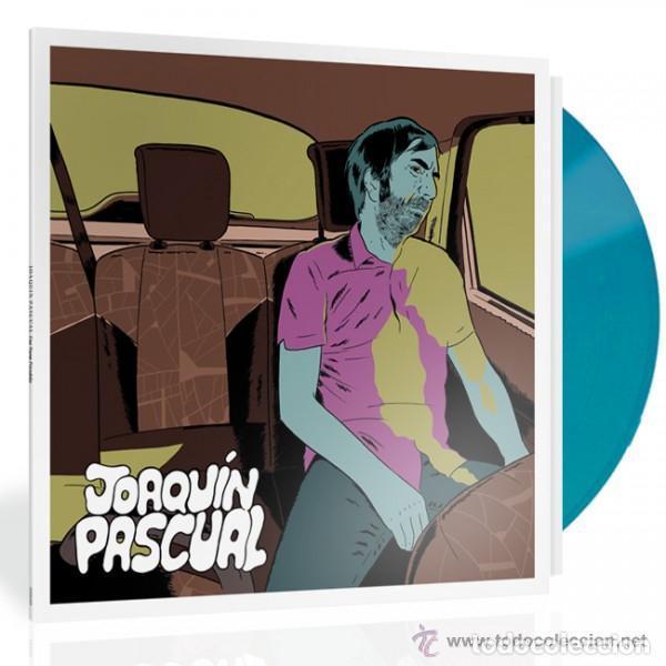JOAQUIN PASCUAL ( SURFIN BICHOS ) * LP VINILO COLOR * UNA NUEVA PSICODELIA * PRECINTADO (Música - Discos - LP Vinilo - Grupos Españoles de los 90 a la actualidad)