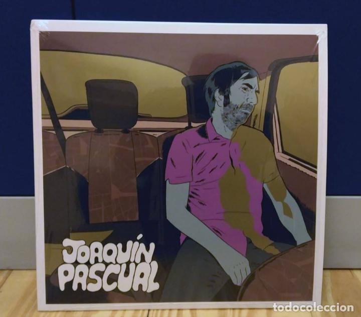 Discos de vinilo: JOAQUIN PASCUAL ( Surfin Bichos ) * LP Vinilo color * Una nueva Psicodelia * Precintado - Foto 7 - 195345317