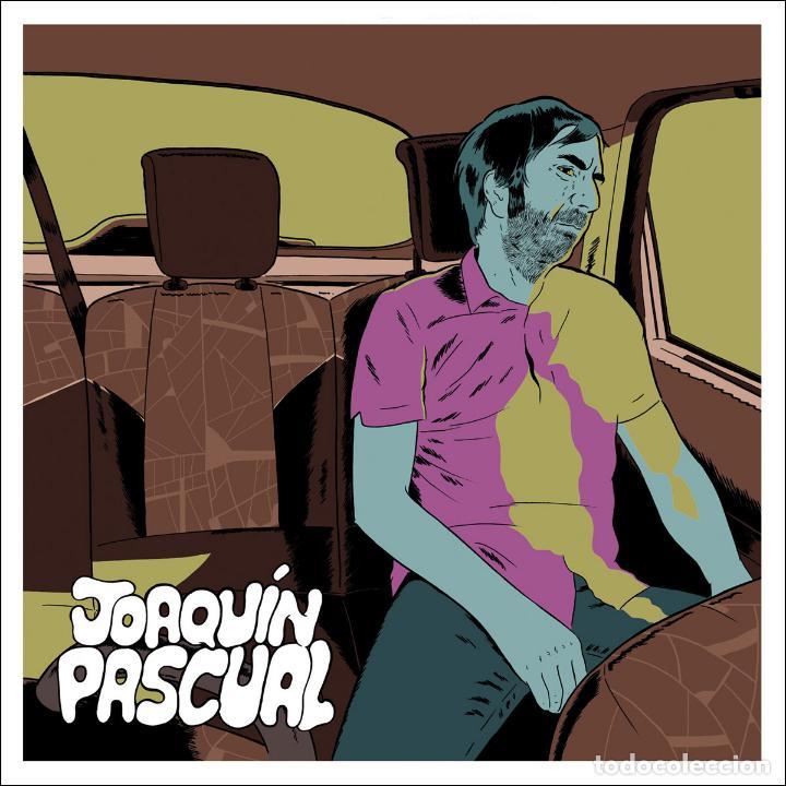 Discos de vinilo: JOAQUIN PASCUAL ( Surfin Bichos ) * LP Vinilo color * Una nueva Psicodelia * Precintado - Foto 9 - 195345317