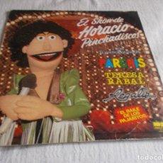 Discos de vinilo: EL SHOW DE HORACIO PINCHADISCOS. Lote 100533983