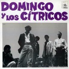 Discos de vinilo: DOMINGO Y LOS CÍTRICOS : IDEM. (MINI-LP 33 RPM. TOC TOC RDS, 1987). Lote 100542447