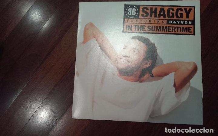 Discos de vinilo: Shaggy featuring rayvon-in the summertime.maxi usa - Foto 1 - 100548607