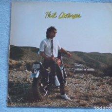 Discos de vinilo: PHIL CARMEN,PHRASES PATTERNS AN SHADES EDICION ESPAÑOLA DEL 86. Lote 100569991