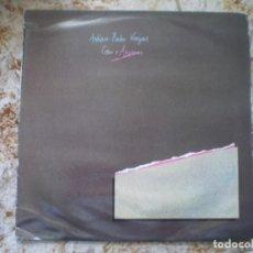 Discos de vinilo: ANTONIO PINHO VARGAS. CORES E AROMAS. AÑO 1985. . Lote 100585947