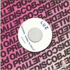 Discos de vinilo: LUZ CASAL TEST PRESING POR UNA SOLA CARA QUIERE AUNQUE TE DUELA-RAREZA. Lote 100622667