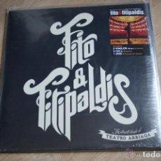 Discos de vinilo: FITO Y LOS FITIPALDIS. Lote 189188967