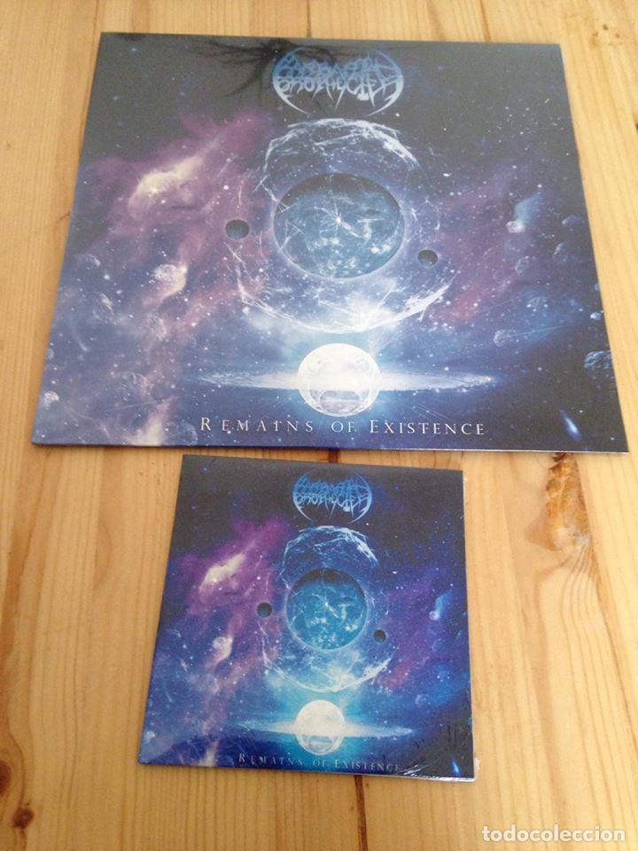 barbarian prophecies -- remains of existence( - Comprar Discos LP ...