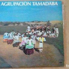 Discos de vinilo: LP AGRUPACION TAMADABA - ISLAS CANARIAS -. Lote 100640455