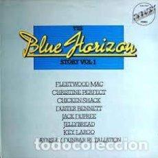 Disques de vinyle: RATED: 3.33 51 HAVE 11 WANT VARIOUS - THE BLUE HORIZON STORY, VOL.1 (LP, COMP. Lote 100643303