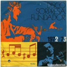 Discos de vinilo: FUNDADOR 10.238 - LA PANDILLA – ALEGREMONOS CON LA PANDILLA - EP 1972 . Lote 100655591