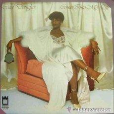 Discos de vinilo: CAROL DOUGLAS - COME INTO MY LIFE - LP MIDSONG SPAIN 1979 . Lote 100690663