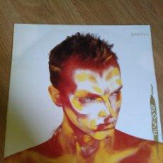 Discos de vinilo: MIGUEL BOSÉ - BANDIDO - LP 1984 CBS CON ENCARTES. Lote 100691507