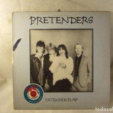 Discos de vinilo: PRETENDERS. Lote 100717703