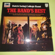 Discos de vinilo: DUTCH SWING COLLEGE BAND THE BAND,S BEST 2 LPS DOBLE PORTADA PHILIPS. Lote 100721075
