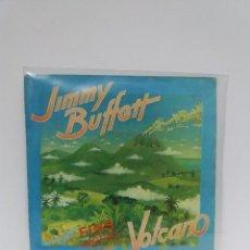Discos de vinilo: SINGLE ** JIMMY BUFFETT ** FINS ** COVER / VERY GOOD+/EXCELLENT (VG+/EX)**SINGLE/ EXCELLENT (EX)1979. Lote 100725891