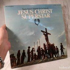 Discos de vinilo: JESUS CHRIST SUPERSTAR - BSO DE LA PELÍCULA - 2 LP'S MCA RECORDS 1974 - 33RPM . Lote 100727207