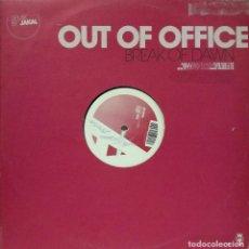 Discos de vinilo: OUT OF OFFICE - BREAK OF DAWN MAXI SINGLE 2007. Lote 100727619