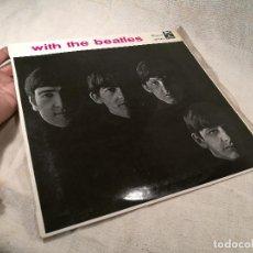 Discos de vinilo: BEATLES - WITH THE BEATLES -EDICION ESPAÑOLA - EMI ODEON MOCL 121 - J060-04.181 . Lote 100736007