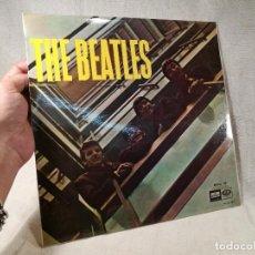 Discos de vinilo: THE BEATLES / LP 33 RPM / MOCL 120 -1J060-04.219 / EMI ODEON SPAIN . Lote 100736235