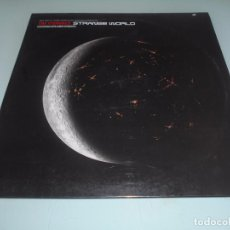 Discos de vinilo: THE ETERNALS STRANGE WORLD MADE IN FRANCE. Lote 100737535