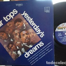 Discos de vinilo: THE FOUR TOPS / YESTERDAY'S DREAMS 1968 !! ORIG. EDIT. USA MOTOWN !! TODO EXC !!!. Lote 37465164