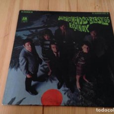 Discos de vinilo: SERGIO MENDES & BRASIL '66-- EQUINOX -JAZZ BOSSA NOVA BRASIL-EDICION AMERICANA!!!. Lote 100776931
