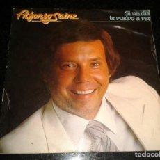 Discos de vinilo: ALFONSO SAINZ. Lote 100893019
