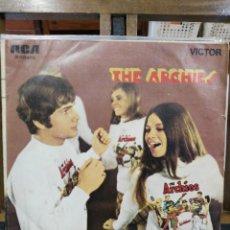 Disques de vinyle: THE ARCHIES - SUGAR, SUGAR / MELODY HILL - SINGLE DEL SELLO RCA DE 1969. Lote 100895823