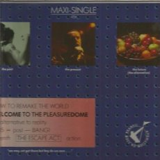 Discos de vinilo: FRANKIE GOES TO HOLLYWOOD . Lote 100919955