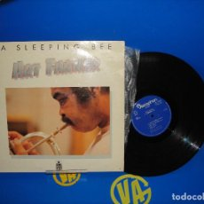 Discos de vinilo: DISCO VINILO ART FARMER – A SLEEPING BEE -AÑO 1974 BUEN ESTADO. DESCATALOGADO. Lote 100929995