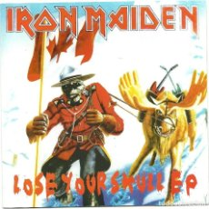 Discos de vinilo: IRON MAIDEN. LOSE YOUR KULL EP (VINILO SINGLE 2005) . Lote 100942087