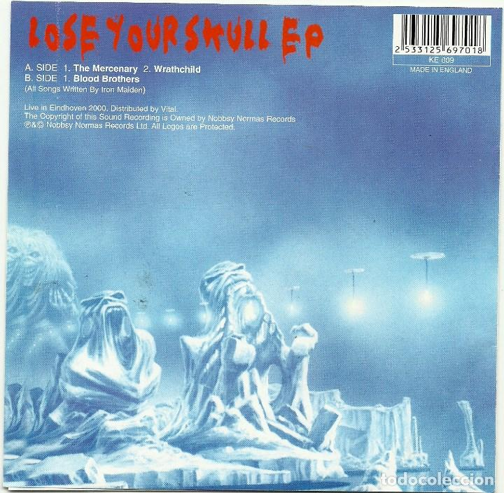 Discos de vinilo: IRON MAIDEN. Lose your kull EP (vinilo single 2005) - Foto 2 - 100942087