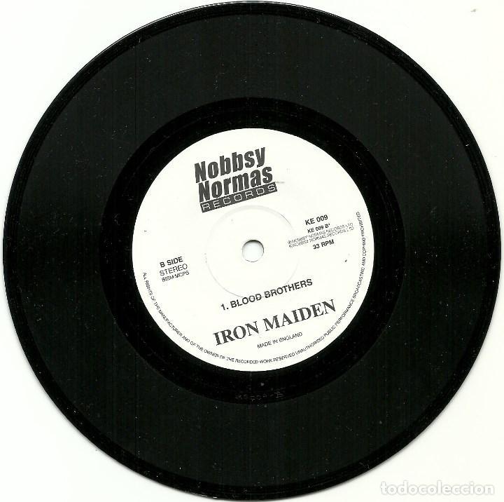 Discos de vinilo: IRON MAIDEN. Lose your kull EP (vinilo single 2005) - Foto 3 - 100942087