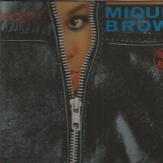 Discos de vinilo: MIQUEL BROWN. Lote 100943471