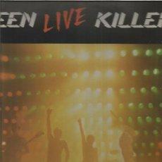 Discos de vinilo: QUEEN LIVE KILLERS. Lote 100946955