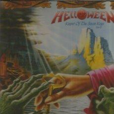 Discos de vinilo: HELLOWEEN KEEPER PART II. Lote 100948019