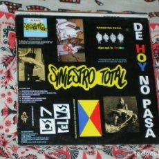 Discos de vinilo: SOLO MUSICA. Lote 100989951