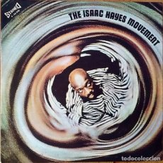 Discos de vinilo: ISAAC HAYES : THE ISAAC HAYES MOVEMENT [ESP 1970] LP/GAT. Lote 100990923