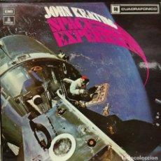 Discos de vinilo: JOHN KEATING - SPACE EXPERIENCE LP SPAIN 1973. Lote 100994967