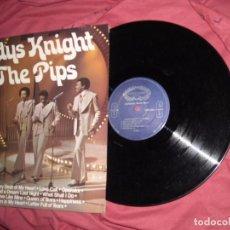 Discos de vinilo: GLADYS KNIGHT & THE PIPS - LP GLADYS KNIGHT & THE PIPS SHM833 ENGLAND. Lote 100995571
