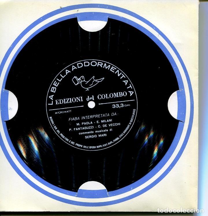 Discos de vinilo: PACK DE SEIS FLEXIDISC CON CUENTOS EN ITALIANOS (VER DISCOS) - Foto 4 - 100997307