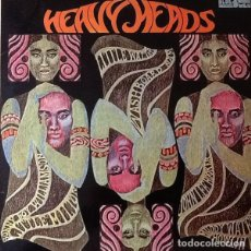 Discos de vinilo: HEAVY HEADS: MUDDY WATERS, SONNY BOY WILLIAMSON, HOWLIN' WOLF... LP. CFE, COL. BLUESMEN, 1982. Lote 101000355