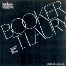 Discos de vinilo: BOOKER T. LAURY AND FRIENDS : NOTHING BUT THE BLUES. (LP + FOLLETO. GUIMBARDA / CFE, 1981). Lote 101000443