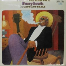 Discos de vinilo: FURRY LEWIS : FOURTH AND BEALE. (LP. HOUSE OF THE BLUES VOL. 2. BARCLAY / MOVIEPLAY, 1975). Lote 101001119