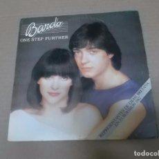 Discos de vinilo: BARDO (SN) ONE STEP FURTHER AÑO 1982 - PROMOCIONAL. Lote 101004627